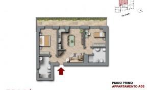 Bologna–Mazzini–Via Oretti–Nuovo Appartamento mq.103 (A6)