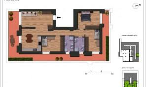 Bologna–Massarenti–Via Spiraglio–Nuovo Appartamento mq.148 (A16)