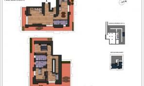 Bologna–Massarenti–Via Spiraglio–Nuovo Appartamento mq.212 (A18)