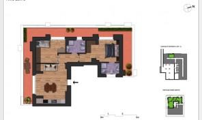 Bologna–Massarenti–Via Spiraglio–Nuovo Appartamento mq.104 (A19)
