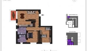 Bologna–Massarenti–Via Spiraglio–Nuovo Appartamento mq.114 (A6)