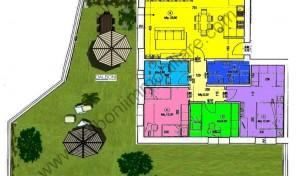 Casalecchio di Reno, Quartiere Croce, Nuovo App. Mq.130 (A1)