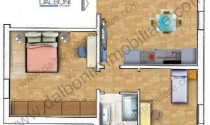 Casalecchio di Reno – Affittasi appartamento Mq.70 – Arredato