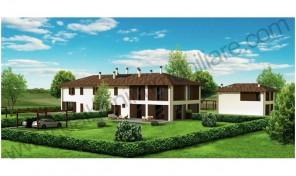 Villanova di Castenaso, Nuovo Appartamento Mq.191 (G4)