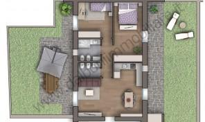 Appartamento di Nuova Costruzione mq.86 – Zola Predosa (5)