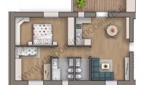 Appartamento di Nuova Costruzione mq.81 – Zola Predosa (7)
