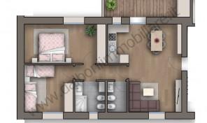 Appartamento di Nuova Costruzione mq.81 – Zola Predosa (9)