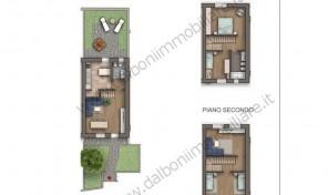 Villetta a schiera di nuova costruzione Mq.135 – Zola Predosa (11)
