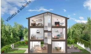 Villetta a schiera di nuova costruzione Mq.149 – Zola Predosa (13)
