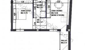 Appartamento Nuovo in vendita Via Indipendenza – Bologna
