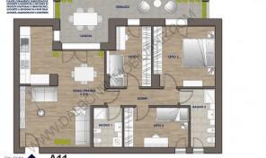 Quadrilocale nuovo con terrazzo abitabile, Anzola Dell'Emilia (A11)
