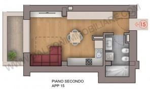 Monolocale Nuovo Bologna, San Vitale, Massarenti (A15)