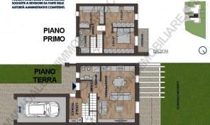 Villetta a Schiera di Nuova costruzione, Anzola dell'Emilia (VIL 2)
