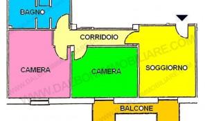 Casalecchio Centro Via Garibaldi con ascensore
